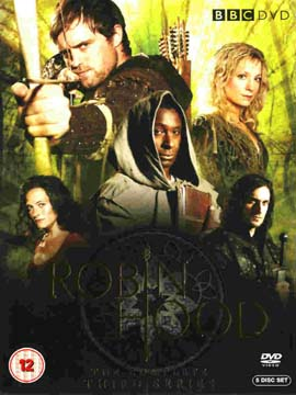 Robin Hood - The Complete Season Three