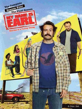 My Name Is Earl - The Complete Season Four