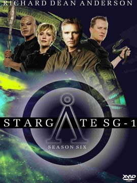 Stargate SG-1 - The Complete Season Six