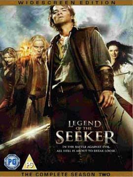 Legend Of The Seeker - The Complete Season Two