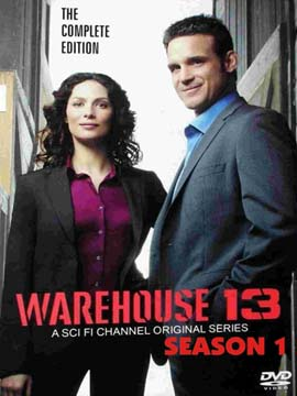 Warehouse 13 - The Complete Season One