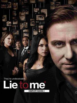 Lie to Me - The Complete Season Two