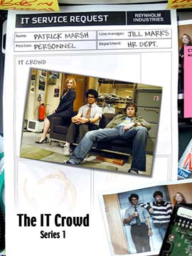 The IT Crowd - The Complete Season One