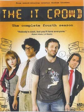 The IT Crowd - The Complete Season Four