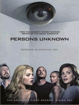 Persons Unknown - The Complete Season One