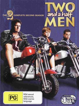 Two and a Half Men - The Complete Season Two