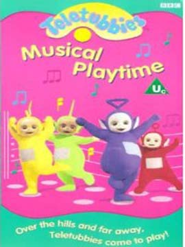 Teletubbies Musical Playtime
