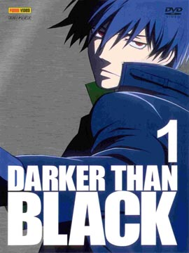 Darker Than Black - The Complete Season One
