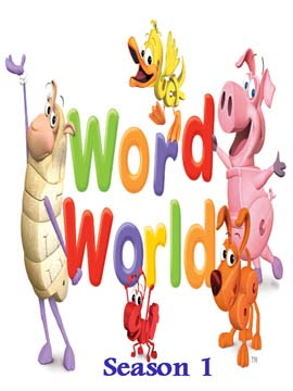 Word World - The Complete Season 1