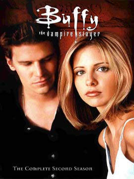 Buffy the Vampire Slayer - The Complete Season Two