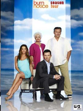 Burn Notice - The Complete Season Four