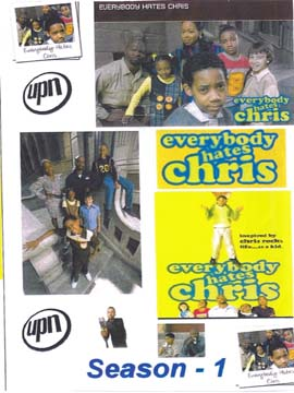 Everybody Hates Chris - The Complete Season 1