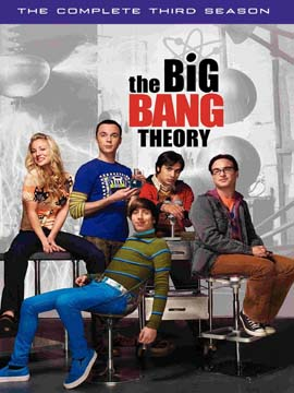 The Big Bang Theory - The Complete Season Three