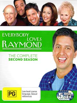 Everybody Loves Raymond - The Complete Season Two