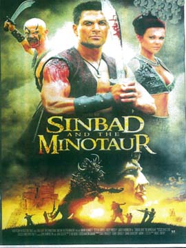 Sinbad and the Minotaur