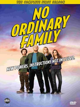No Ordinary Family - The Complete Season One