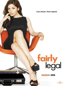Fairly Legal - The Complete Season One