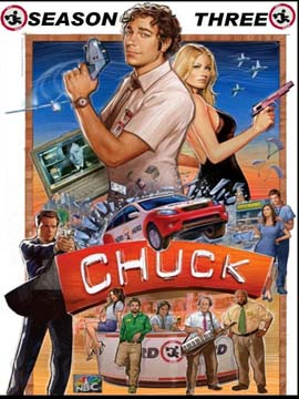 Chuck - The Complete Season Three