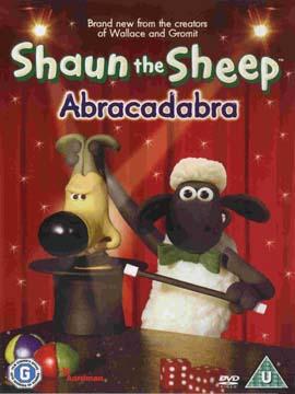 Shaun The Sheep Abracadabra