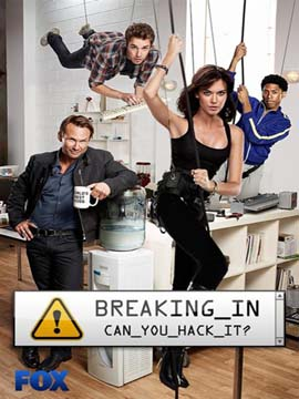 Breaking In - The Complete Season One
