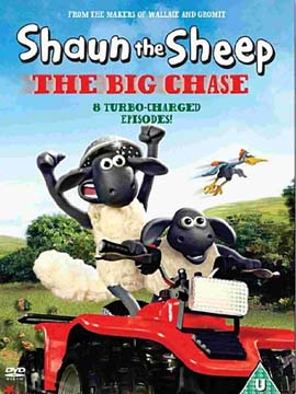 Shaun The Sheep The Big Chase