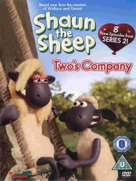 Shaun The Sheep Two's Company