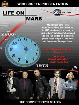 Life on Mars - The Complete Season One