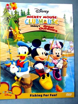 Mickey's Great Outdoors - مدبلج