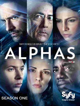 Alphas - The Complete Season One
