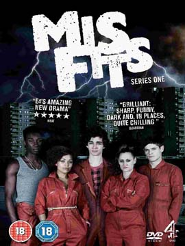 Misfits - The Complete Season One