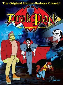Drak Pack - مدبلج