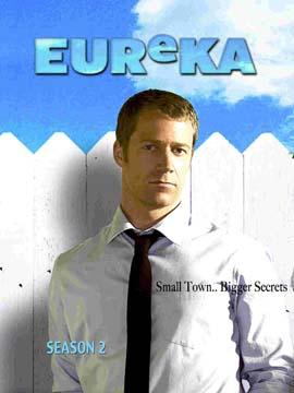 Eureka - The Complete Season Two