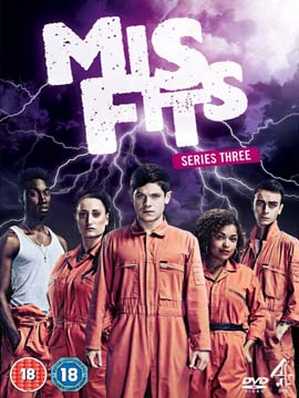 Misfits - The Complete Season Three
