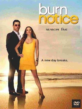 Burn Notice - The Complete Season Five