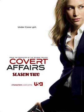 Covert Affairs - The Complete Season Two