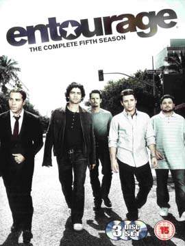 Entourage - The Complete Season Five