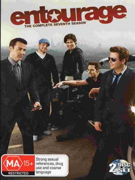 Entourage - The Complete Season Seven