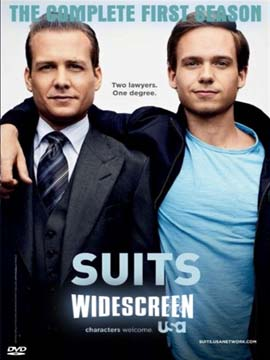 Suits - The Complete Season One