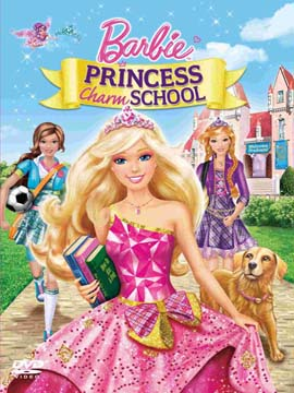 Barbie: Princess Charm School - مدبلج