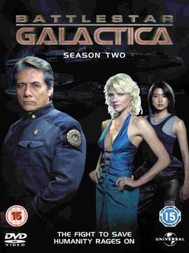 Battlestar Galactica - The Complete Season Two