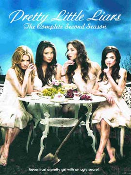 Pretty Little Liars - The Complete Season Two