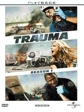 Trauma - The Complete Season One