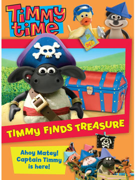 Timmy Time  Timmy Finds Treasure
