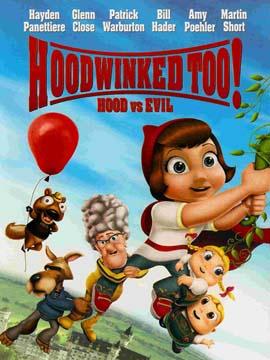 Hoodwinked Too! Hood vs. Evil - مدبلج