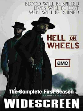 Hell on Wheels - The Complete Season One