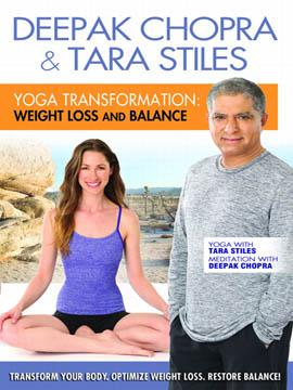 Deepak Chopra & Tara Stiles: Yoga Transformation Strength