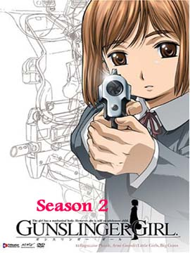 Gunslinger Girl - The Complete Season Two