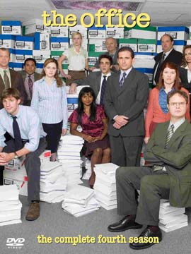 The Office - The Complete Season Four
