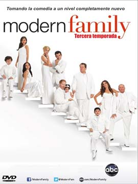 Modern Family - The Complete Season Three