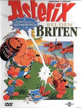 Asterix in Britain - مدبلج